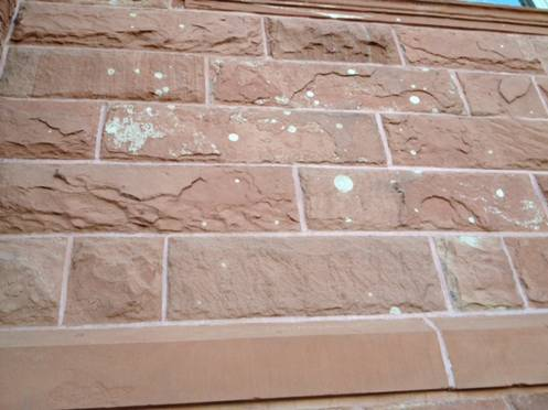 sandstone reducation spots