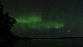 Aurora  October 1, 2012  Houghton, Michigan