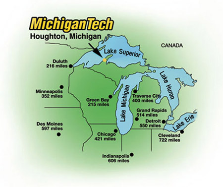 How to apply to Michigan Tech GeologicalMining Engineering Sciences
